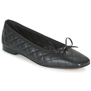 Pantofi Femei Balerin și Balerini cu curea JB Martin PASSION Negru