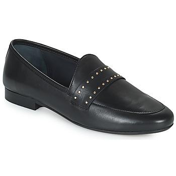 Pantofi Femei Mocasini JB Martin FRANCHE ROCK Negru
