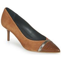 Pantofi Femei Pantofi cu toc JB Martin TROUBLANTE Maro