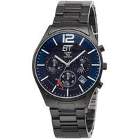 Ceasuri & Bijuterii Bărbați Ceasuri Analogice Ett Eco Tech Time EGT-12048-31M, Quartz, 42mm, 5ATM Negru