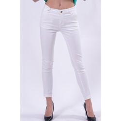Îmbracaminte Femei Chino & Carrot Fracomina FR21SP3004W40101 alb