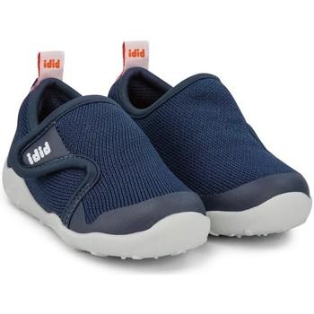Pantofi Băieți Pantofi sport Casual Bibi Shoes Pantofi Baieti Bibi FisioFlex 4.0 Naval cu Velcro Bleumarin