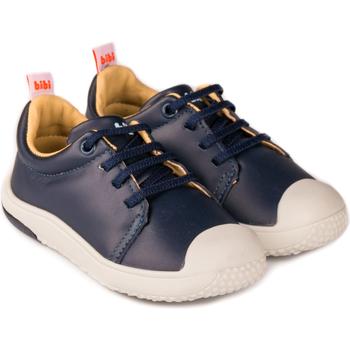 Pantofi Băieți Pantofi sport Casual Bibi Shoes Pantofi Baieti Bibi Prewalker Blue cu Siret Elastic Albastru