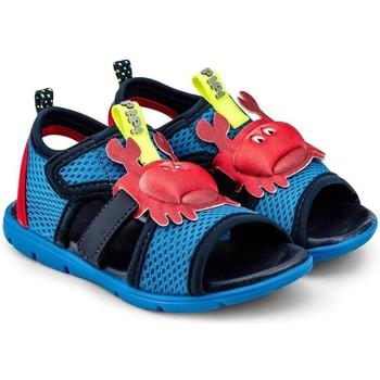 Pantofi Băieți Sandale  Bibi Shoes Sandale Baieti BIBI Playtime Aqua Albastru