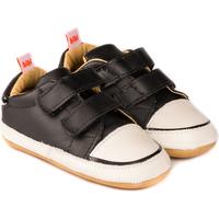 Pantofi Băieți Pantofi sport Casual Bibi Shoes Pantofi Baietei Bibi Afeto Joy Black cu Velcro Negru