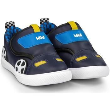 Pantofi Băieți Pantofi sport Casual Bibi Shoes Pantofi Baieti BIBI Agility Mini Race Car Gri