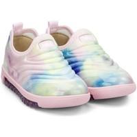 Pantofi Fete Sneakers Bibi Shoes Pantofi Sport Fete Bibi Roller New Color Roz