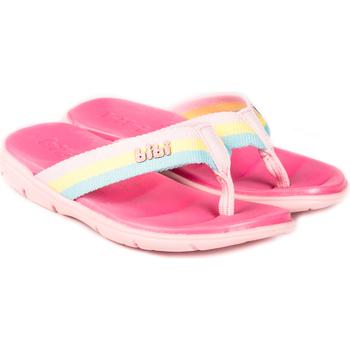 Pantofi Fete Sandale  Bibi Shoes Slapi Fete BIBI Basic Mini Color Roz