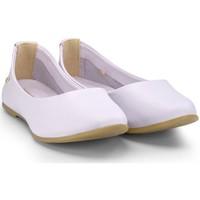 Pantofi Fete Balerin și Balerini cu curea Bibi Shoes Balerini Fete BIBI Renascence Kids Hortensia Mov