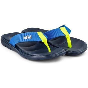 Pantofi Băieți Sandale  Bibi Shoes Slapi Baieti BIBI Basic Mini Aqua Albastru
