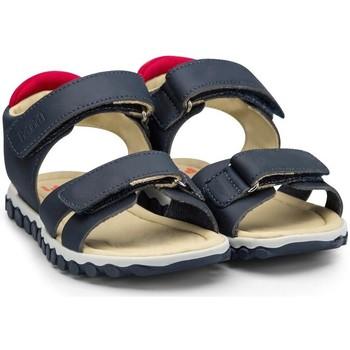 Pantofi Băieți Sandale  Bibi Shoes Sandale Baieti BIBI Summer Roller New II Naval/Red Bleumarin
