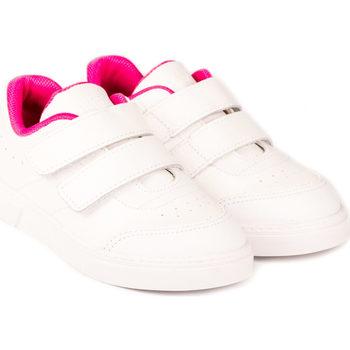 Pantofi Fete Pantofi sport Casual Bibi Shoes Pantofi Fete BIBI School Albi Alb