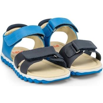 Pantofi Băieți Sandale  Bibi Shoes Sandale Baieti BIBI Summer Roller New II Aqua Albastru