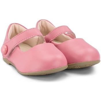 Pantofi Fete Balerin și Balerini cu curea Bibi Shoes Balerini Fete BIBI Anjos Mini Cherry Roz