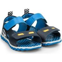 Pantofi Băieți Sandale  Bibi Shoes Sandale Baieti BIBI Summer Roller New II Race Car Gri