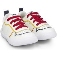 Pantofi Băieți Pantofi sport Casual Bibi Shoes Pantofi Baieti BIBI Agility Mini Albi/Rosu Alb