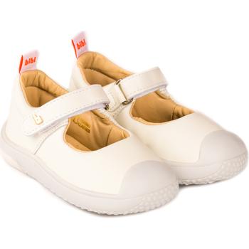 Pantofi Fete Pantofi sport Casual Bibi Shoes Pantofi Fete Bibi Prewalker Albi Alb