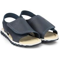 Pantofi Băieți Sandale  Bibi Shoes Sandale Baieti BIBI Summer Roller New II Naval Velcro Bleumarin