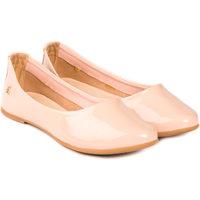 Pantofi Fete Balerin și Balerini cu curea Bibi Shoes Balerini Fete BIBI Renascence Kids Camelia Roz