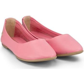 Pantofi Fete Balerin și Balerini cu curea Bibi Shoes Balerini Fete BIBI Renascence Kids Cherry Roz