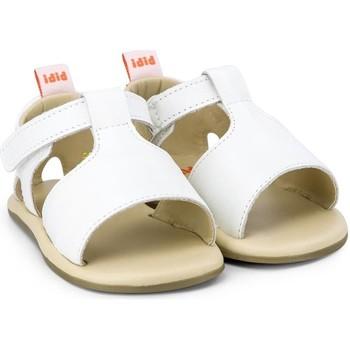 Pantofi Fete Sandale  Bibi Shoes Sandale Unisex Bibi Afeto V Albe Alb