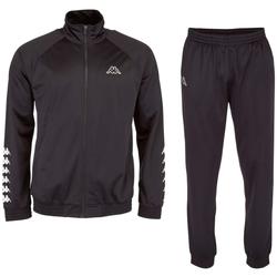 Îmbracaminte Bărbați Echipamente sport Kappa Till Training Suit Noir