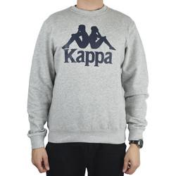 Îmbracaminte Bărbați Hanorace  Kappa Sertum RN Sweatshirt Grise