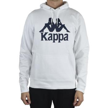 Îmbracaminte Bărbați Hanorace  Kappa Taino Hooded Blanc