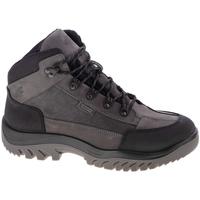 Pantofi Bărbați Drumetie și trekking 4F Men's Trek Grise
