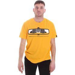 Îmbracaminte Bărbați Tricouri mânecă scurtă Caterpillar 35CC2510234 Galben