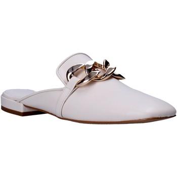 Pantofi Femei Saboti Grace Shoes 866005 Alb