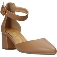 Pantofi Femei Pantofi cu toc Grace Shoes 774005 Maro