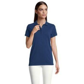 Îmbracaminte Femei Tricou Polo mânecă scurtă Sols OWEN WOME Azul oscuro
