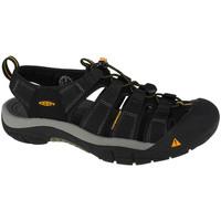 Pantofi Bărbați Sandale sport Keen Newport H2 Noir