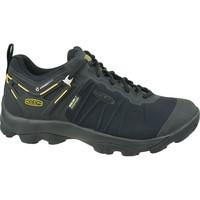 Pantofi Bărbați Drumetie și trekking Keen Venture Wp Noir
