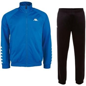 Îmbracaminte Bărbați Echipamente sport Kappa Till Training Suit Bleu