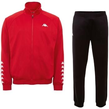 Îmbracaminte Bărbați Echipamente sport Kappa Till Training Suit Rouge