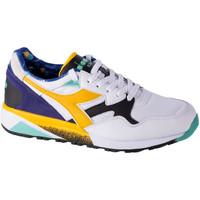 Pantofi Bărbați Pantofi sport Casual Diadora N9002 Kromadecka Blanc