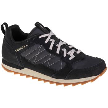 Pantofi Bărbați Trail și running Merrell Alpine Sneaker Noir