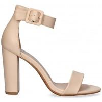 Pantofi Femei Sandale  Etika 53407 Maro