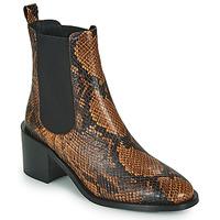Pantofi Femei Botine JB Martin ADELE Maro
