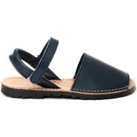 Pantofi Copii Sandale  Purapiel 69723 BLUE