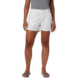 Îmbracaminte Femei Pantaloni scurti și Bermuda Columbia Bonehead Stretch Alb