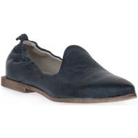 Pantofi Femei Mocasini Priv Lab 3201 TEXAS INDACO Blu