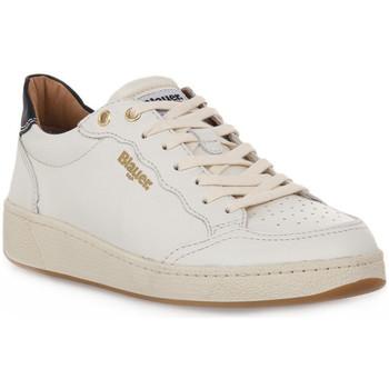 Pantofi Femei Pantofi sport Casual Blauer WHI OLYMPIA Bianco
