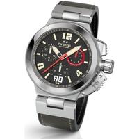 Ceasuri & Bijuterii Bărbați Ceasuri Analogice Tw-Steel TW999, Quartz, 46mm, 20ATM Argintiu