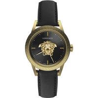 Ceasuri & Bijuterii Bărbați Ceasuri Analogice Versace VERD01320, Quartz, 43mm, 5ATM Auriu