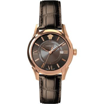 Ceasuri & Bijuterii Bărbați Ceasuri Analogice Versace VEUA00420, Quartz, 42mm, 5ATM Auriu