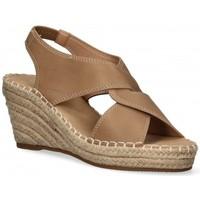 Pantofi Femei Sandale  Etika 52479 Maro