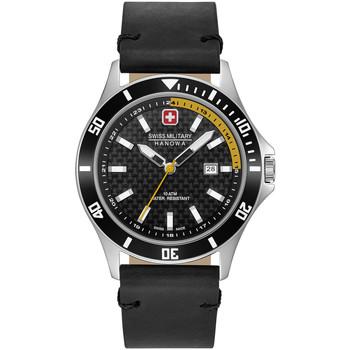 Ceasuri & Bijuterii Bărbați Ceasuri Analogice Swiss Military By Chrono 06-4161.2.04.007.20, Quartz, 42mm, 10ATM Argintiu